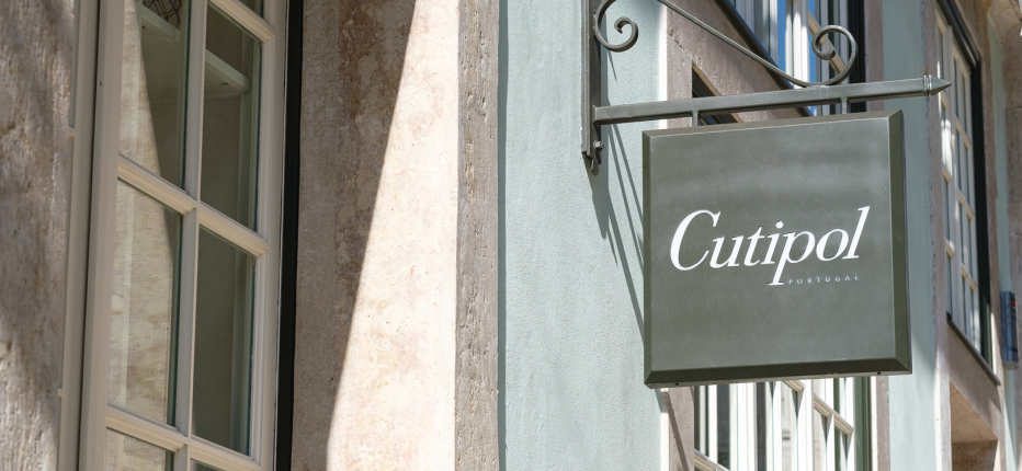 Cutipol opens new store in Lisbon and new website
