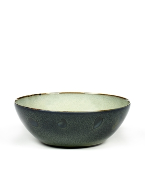 SERAX Terres De Rêves - Bowl L dark blue