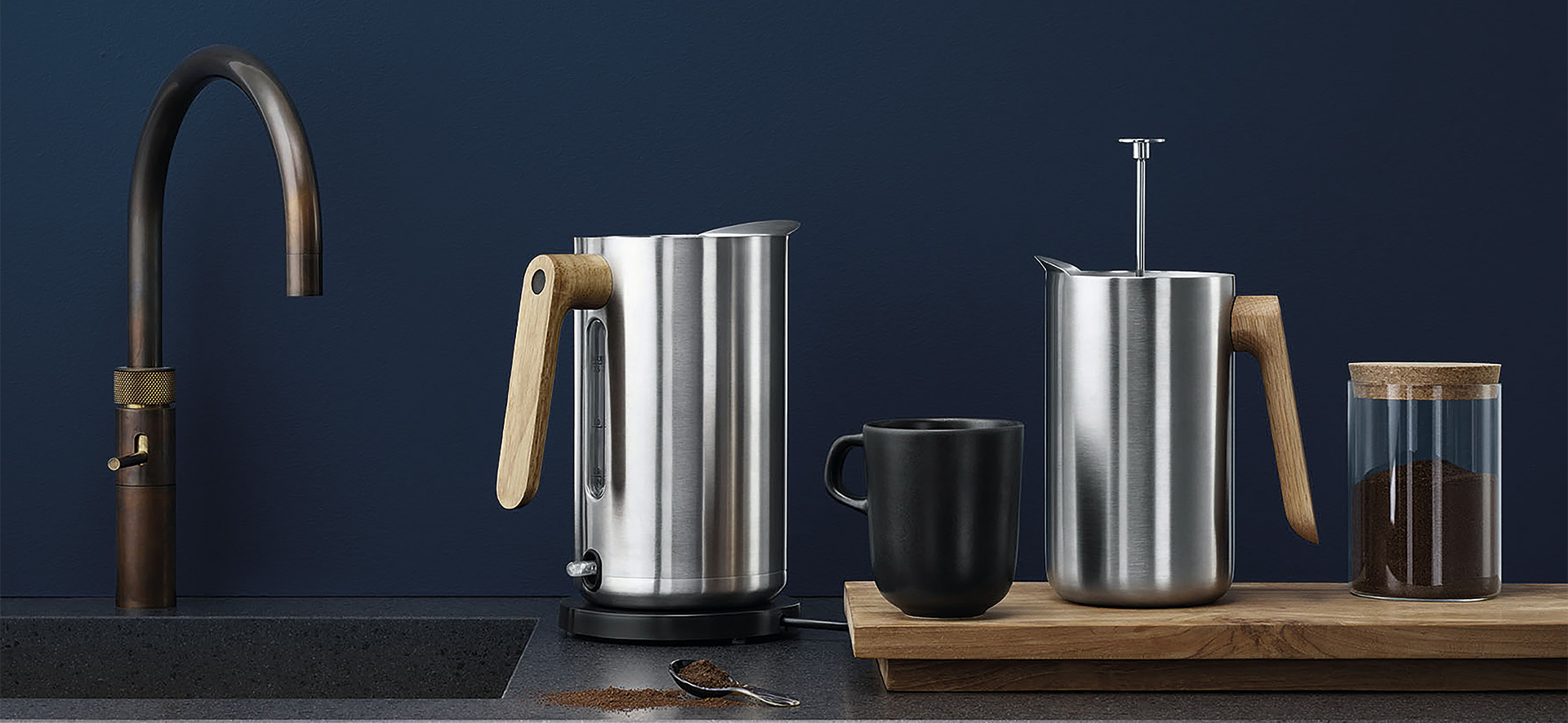 EVA SOLO Nordic kitchen cafetière #3