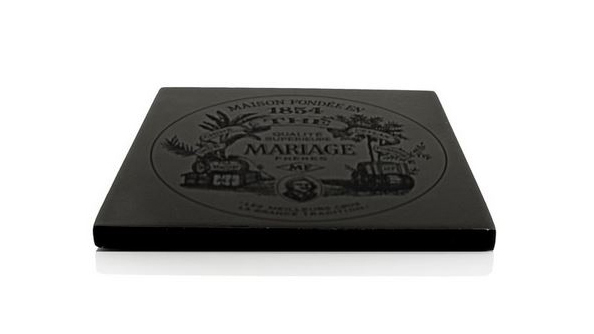 MARIAGE FRÈRES Lacquered Trivet - Teapot stand #1