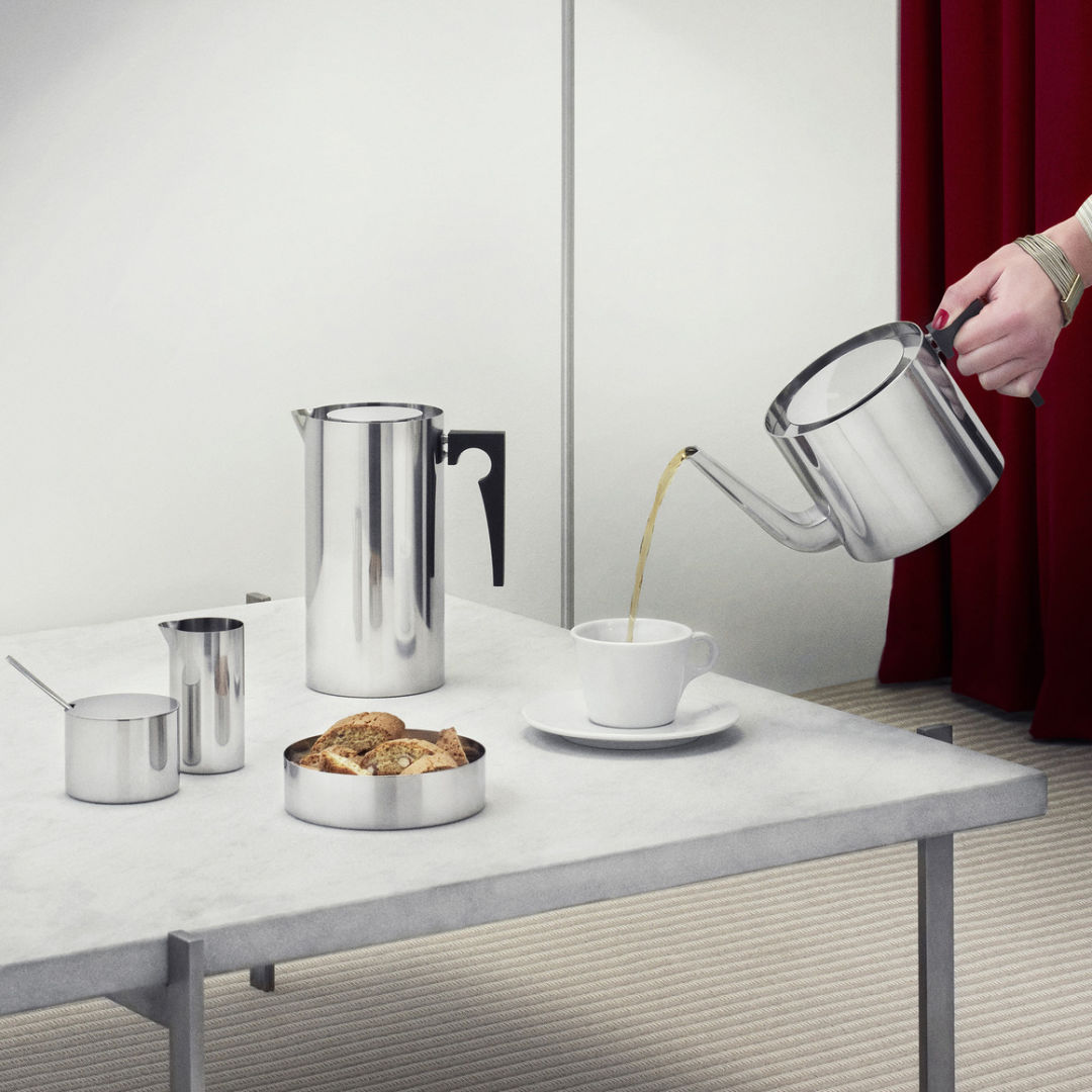 STELTON Cylinda-line - Press coffee maker #2