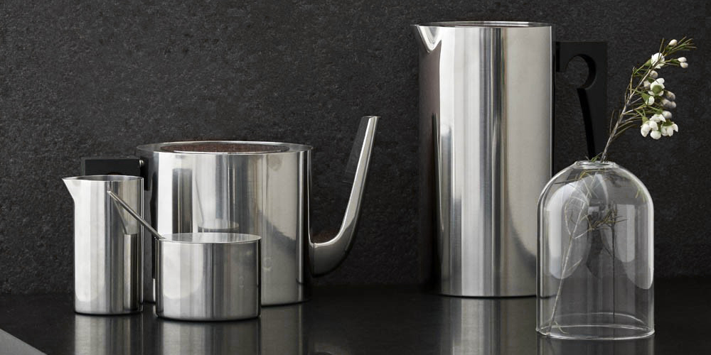 STELTON Cylinda-line - Press coffee maker #3