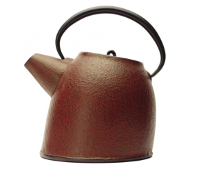 ETHNICRAFT Red Ciacapo teapot