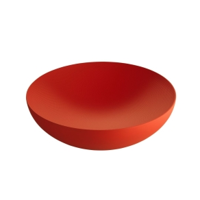 ALESSI Double - Red bowl 32cm