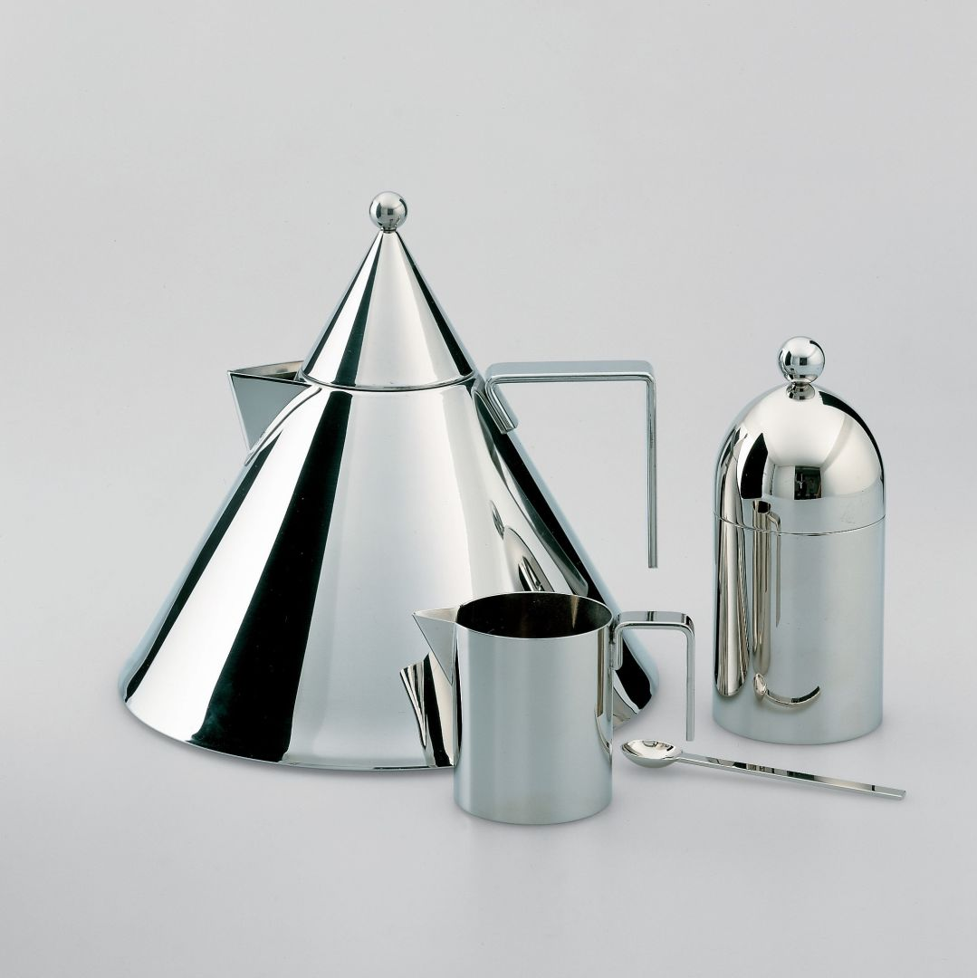 ALESSI Kettle Il Conico #3