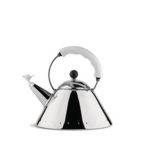 ALESSI White kettle