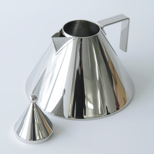 ALESSI Kettle Il Conico #4