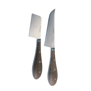 L' ATELIER DU VIN Cheese cutlery duo
