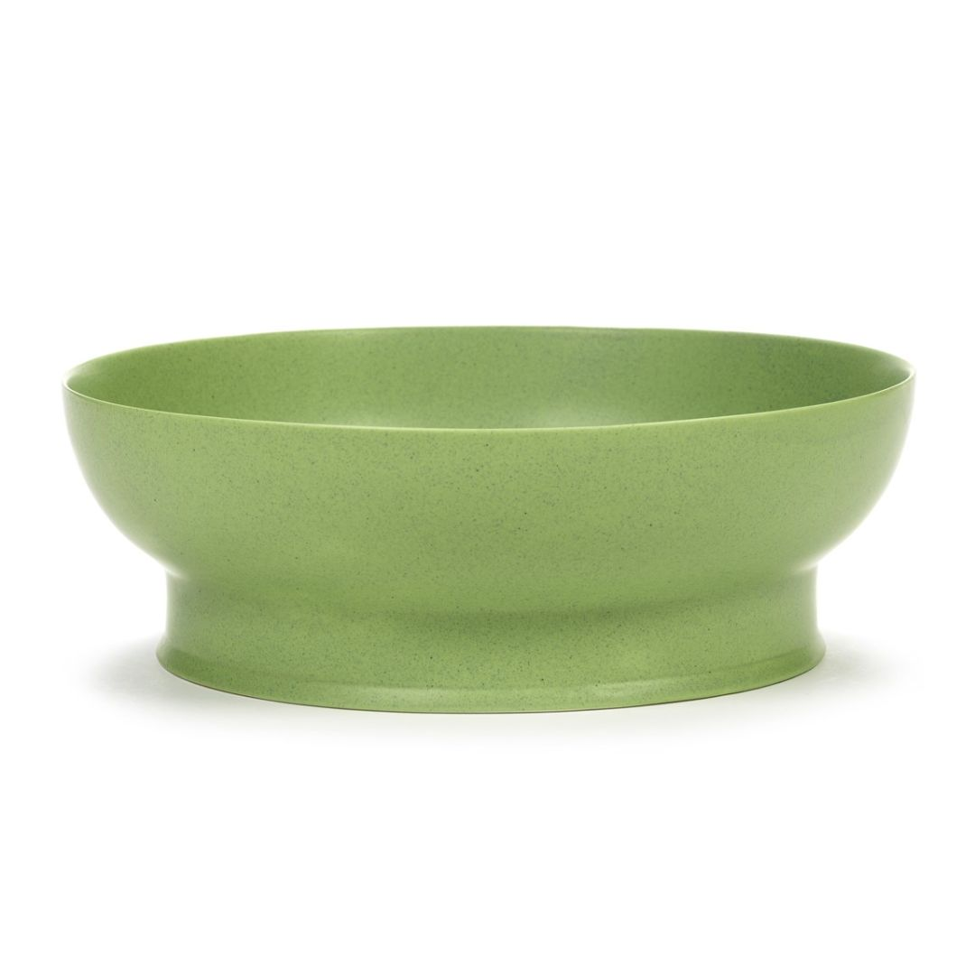 SERAX Ra - Green bowl #1