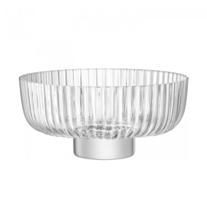 LSA Pleat - Footed bowl