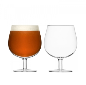 LSA Bar - Craft beer glass x2