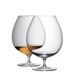 LSA Bar - Brandy glass x2