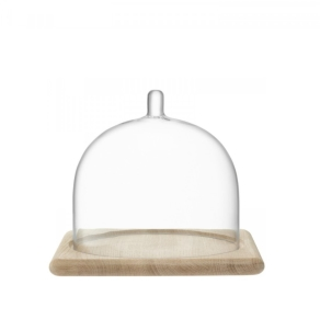 LSA Serve - Arco dome and oak base