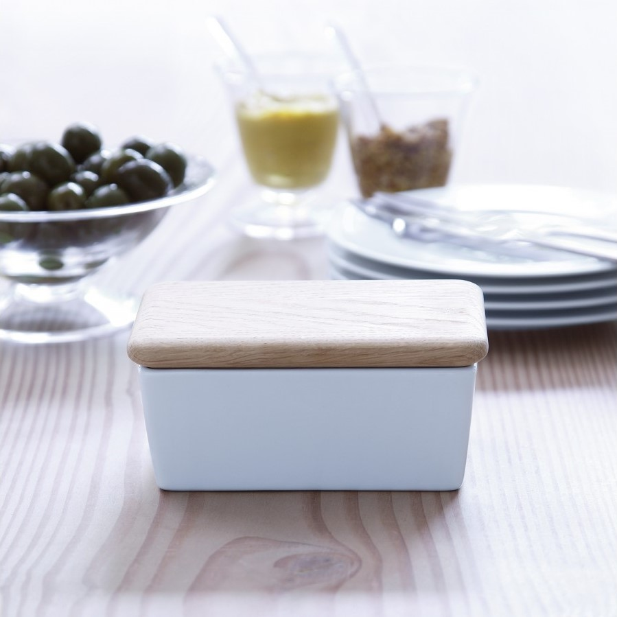 LSA Dine - Butter dish and lid #2