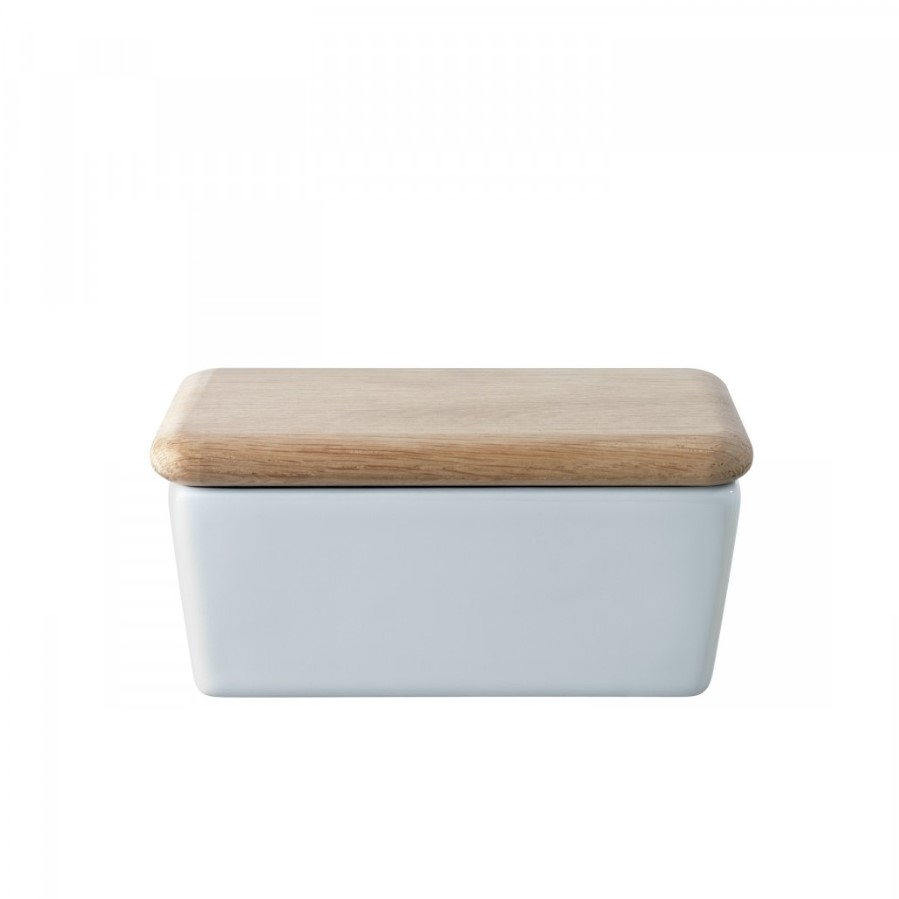 LSA Dine - Butter dish and lid #1