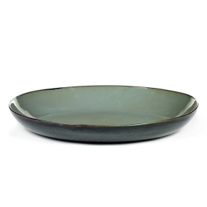 SERAX Terres De Rêves - Serving plate smokey blue