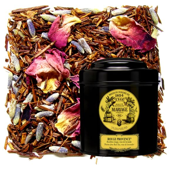 MARIAGE FRÈRES Red tea Rooibos - Rouge Provence (Jardin Premier) #2